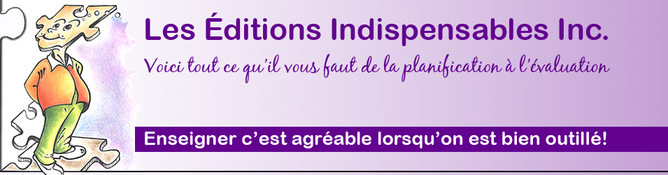 Les Editions Indispensables Inc.